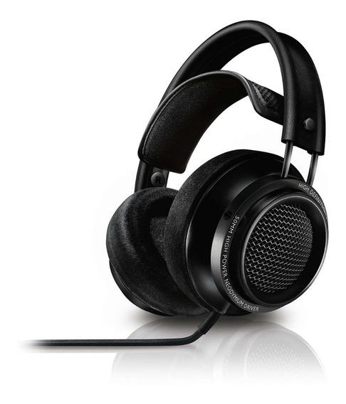Fone De Ouvido Headphone Philips Fidelio X2hr - Open Back