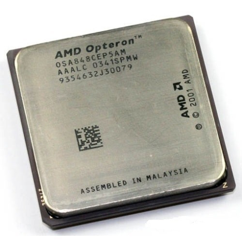 Amd Opteron 848 2.2ghz 1m 800mhz Socket 940