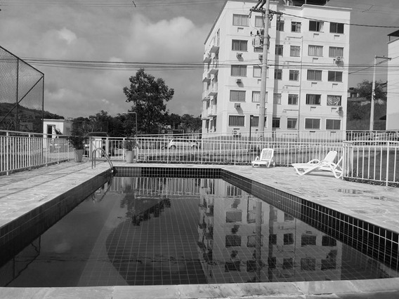 Apartamento Em Colubande, São Gonçalo/rj De 57m² 2 Quartos À Venda Por R$ 165.000,00 - Ap212587