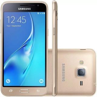 Samsung Galaxy J3 J320m 8gb Dual 4g 8mp Novo-vitrine
