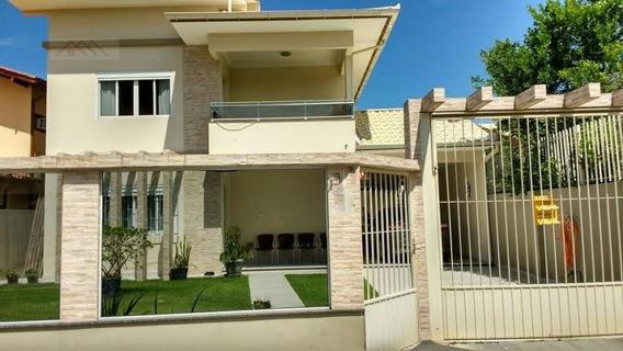 Casa A Venda No Bairro Ingleses Do Rio Vermelho Em - C115-1