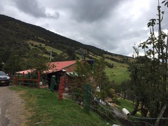 Vendo Lote Con Casa En El Neusa 13.200 M2