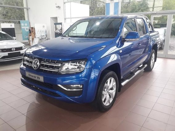 Vw 0km Volkswagen Amarok 3.0 V6 258cv Highline 4x4 At 2020 B