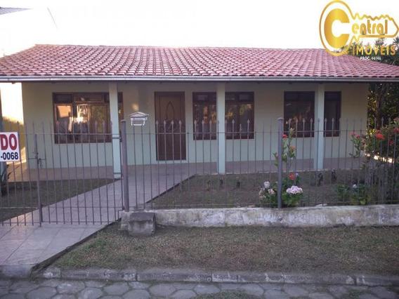 Casa Com 4 Dormitório(s) Localizado(a) No Bairro Centro Em Penha / Penha - 428