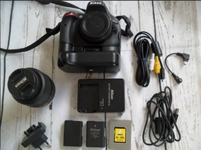 Câmera Fotográfica Nikon D5100 - Só 4 Mil Clicks