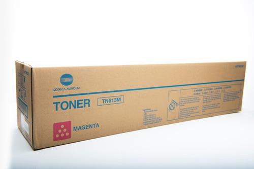 Imagen 1 de 2 de Tóner Tn-613m Konica Original Bh-c452/c552/c652