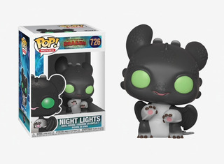 Funko Pop How To Train Your Dragon - Night Lights #726