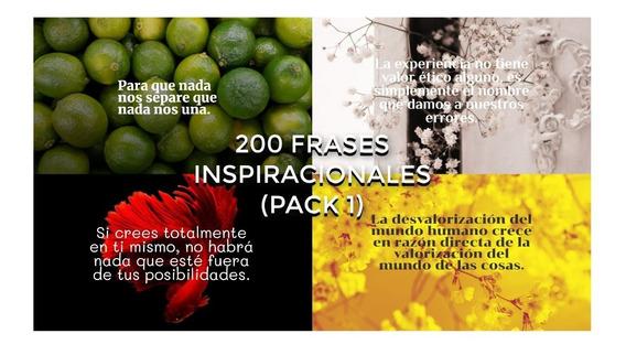 200 Imagenes Frases Inspiradoras De Famosos Y Antiguos (*1*)