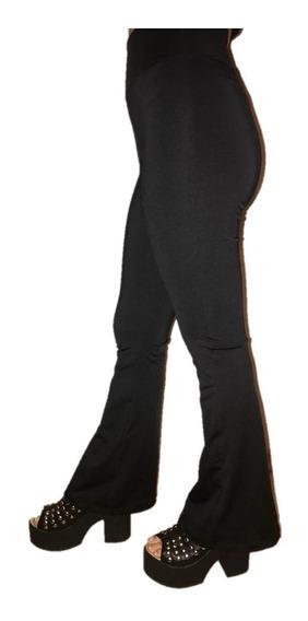 Calza Oxford Pantalon Algodon Con Lycra