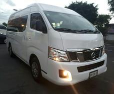 Nissan Urvan 15 Pasajeros