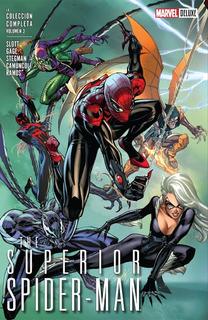 Marvel Deluxe The Superior Spider-man Vol. 3 Pasta Dura