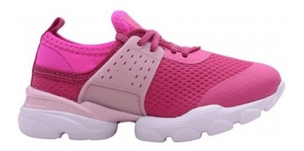 Zapatillas Deportivas Niñas Le Coq Sportif Drop Pink New