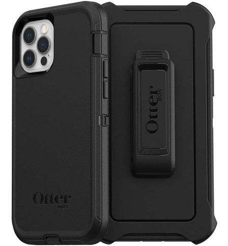 Estuche Protector Otterbox Defender iPhone 12 / 12 Pro