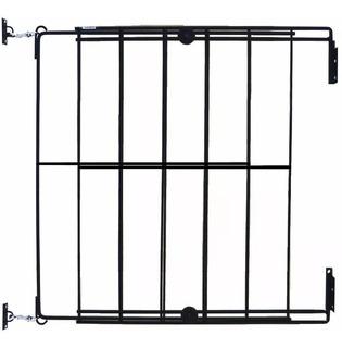 Puerta Seguridad Bebe Niño Escalera Extensible Mascota Perro - Adaptable Anchos 70 A 120 Cm - Acero