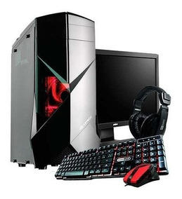 Cpu Gamer Imperiums + Monitor19 A4 6300 3.9ghz/ 1tb/ 16gb