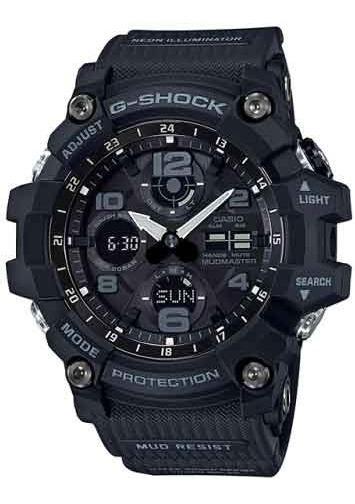 Relógio Casio G-shock Mudmaster Gsg-100-1adr * Edição Especi