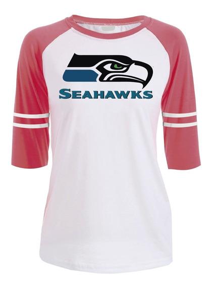 Playera Seattle Seahawks