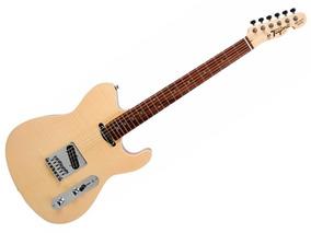 Guitarra Tagima Cacau Santos Signature Cs3 Regulada Nova