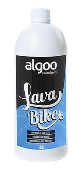 Limpador Geral Shampoo Algoo Powersports Lava Bikes 1l