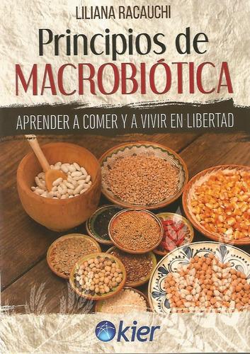 Imagen 1 de 1 de Principios De Macrobiótica