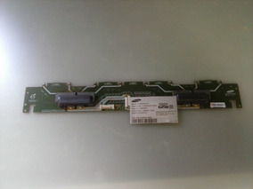 Placa Inverter Tv Samsung Modelo; Ln40d503f7g