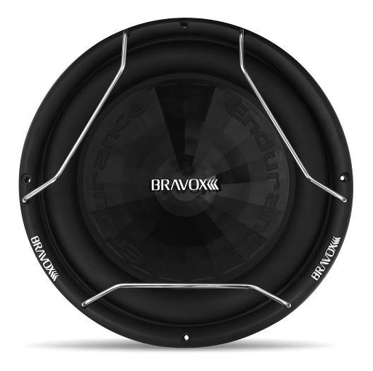 Subwoofer Bravox Endurance E2k 15 Bobina Dupla 900wrms 4+4