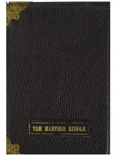 Harry Potter, Diario De Tom Riddle - Noble Collection (a1se)
