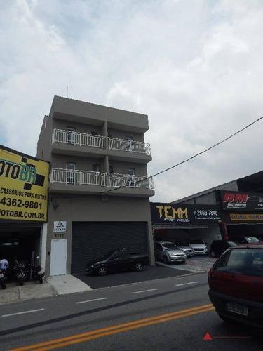 Kitnet Com 1 Dormitório Para Alugar, 23 M² Por R$ 1.000,00/mês - Rudge Ramos - São Bernardo Do Campo/sp - Kn0016