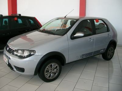 Fiat Palio 1.0 Fire Way Flex 5p