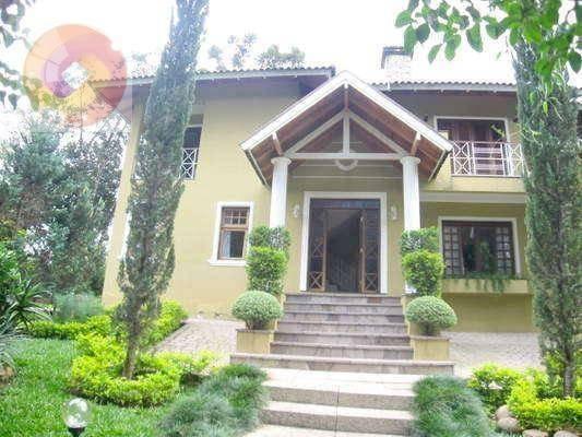 Sobrado Com 4 Dormitórios À Venda, 398 M² Por R$ 2.200.000 - Butiatuvinha - Curitiba/pr - So0041