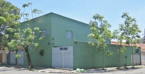 Locação Galpão - Vila Cordeiro, São Paulo-sp - Rr129