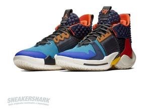 Jordan Westbrook Why Not Zero2 Multicolor Envio Inmediato