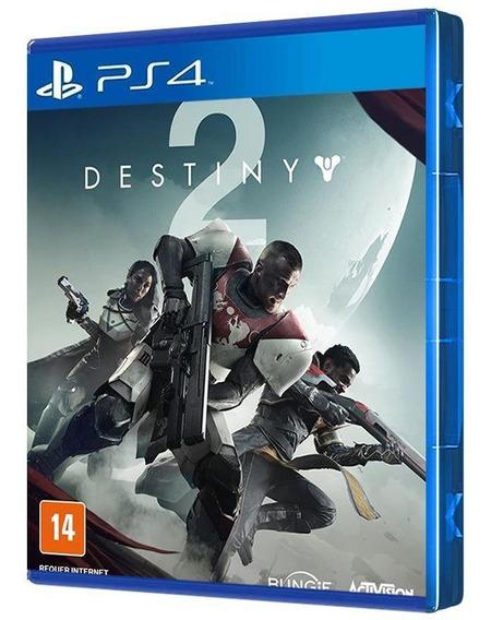 Destiny 2 - Day One Edition - Ps4 - Mídia Física
