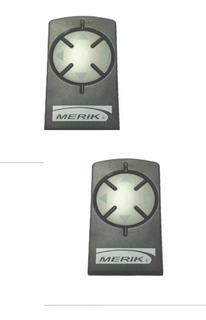 Dos Controles Power 230 Plus Y 200m Pc160 Pc170 Merik