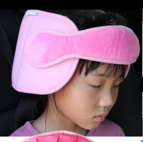 Apoio Suporte Cabeça Bebê Proteção Pronta Entrega Faixa Cadeirinha Soninho