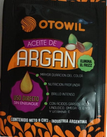 Otowil Aceite De Argan Sobre X 10 Cm3