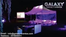 Alquiler De Aire Portatil, Gazebos, Living Mesas Y Sillas