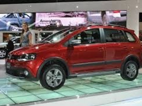 Volkswagen Suran Cross 1.6 Msi 16v 2018/19