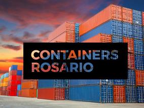Contenedores Maritimos - Containers De 20 Y 40 Pies.
