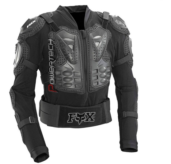 Pechera Fox Armadura Titan Sport Jacket - Black