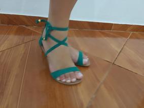 Sandália Rasteirinha Sapato Confortável