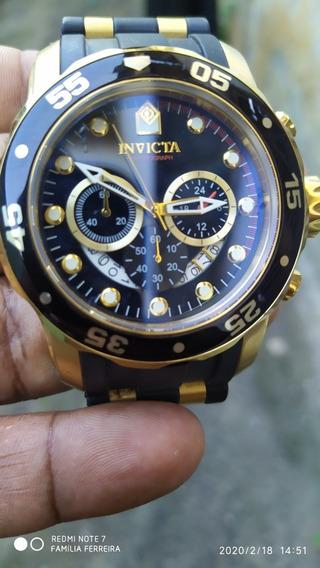 Kit 2 Relógios Invicta Pro-drive
