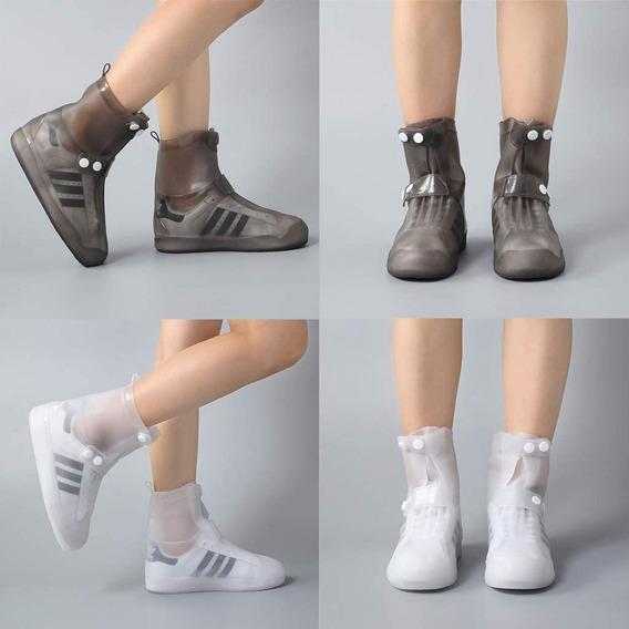 Protector De Zapatos Botas Zapatillas En Silicona