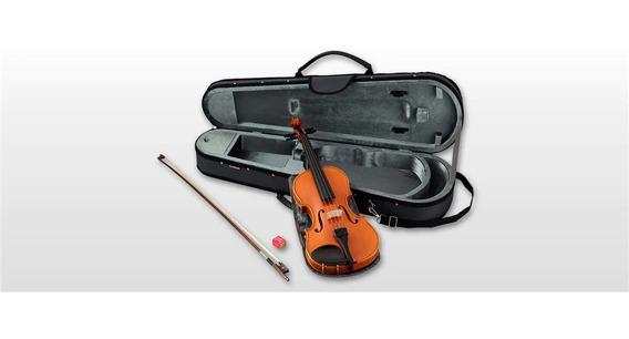 Violin Yamaha V5sa 4/4 Profesional Estuche Rigido Arco Cuota