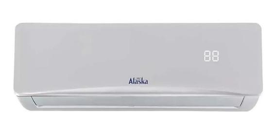 Aire acondicionado Alaska split frío/calor 2322 frigorías blanco 220V ALS26WCCR