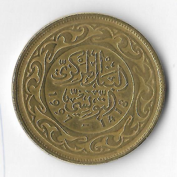 !!! Tunisia ( Tunez ) 1997 ( 1418 ) 100 Milines Imperdib !!!