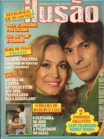 Ilusão 1978 Ednardo Lucelia Santos Nair Bello Tony Correia