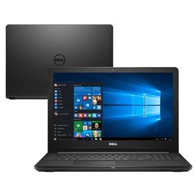 Notebook Dell Core I3 4gb 1tb 15.6 Inspiron I15-3567-a10p
