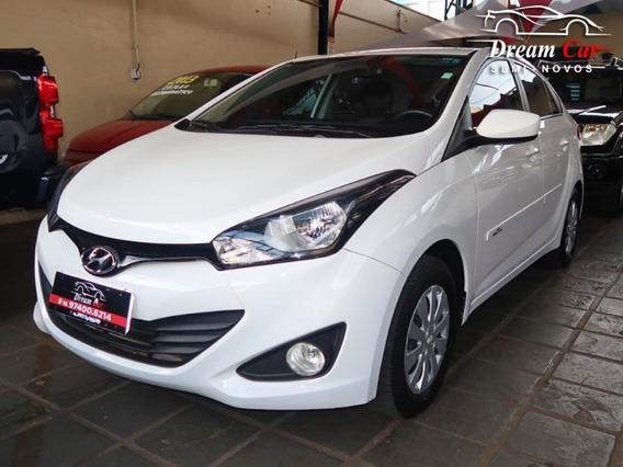 Hyundai Hb20s Comfort Plus 1.6 Branco 2015