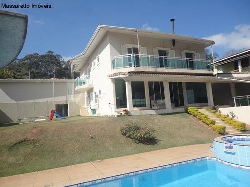 Imagem 1 de 30 de Chácara - A Venda - Itatiba - Condomínio - Ch00051 - 69203811